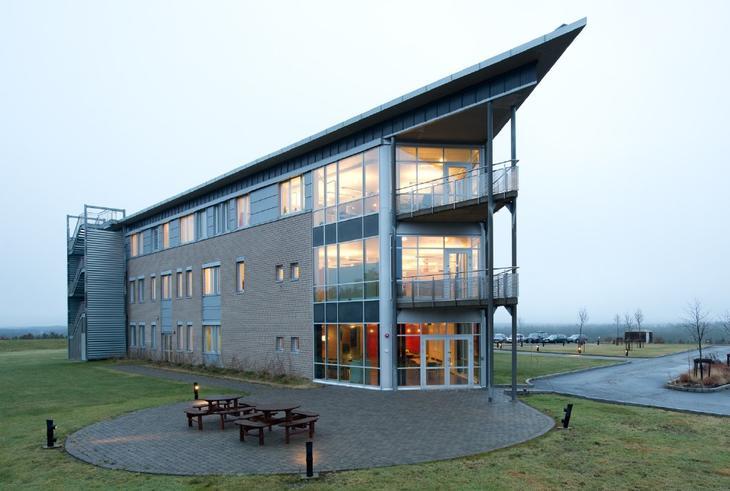 Mjørud AS Administrasjonsbygg