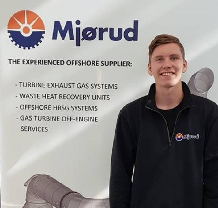 Career at Mjørud