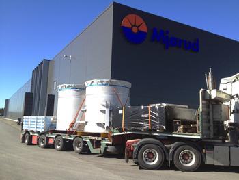 Mjørud fabrication Yard - Norway